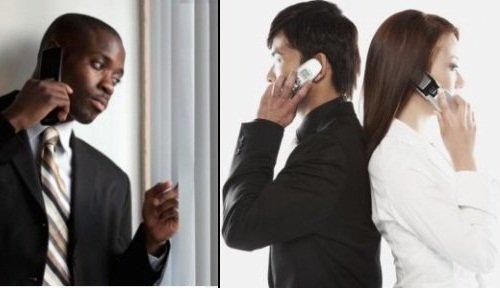 прослушивание телефона